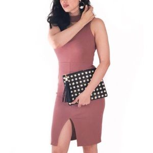 Dresses & Skirts - Mauve Chocker Dress
